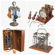 Dispositifs médicaux antiques 3d model