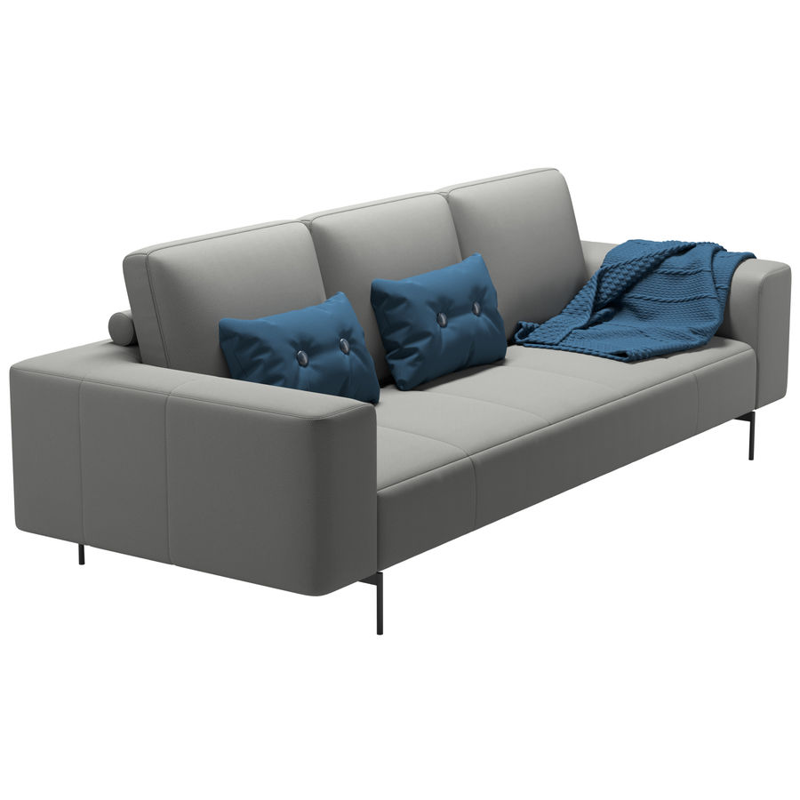 Boconcept - Amsterdam royalty-free 3d model - Preview no. 3