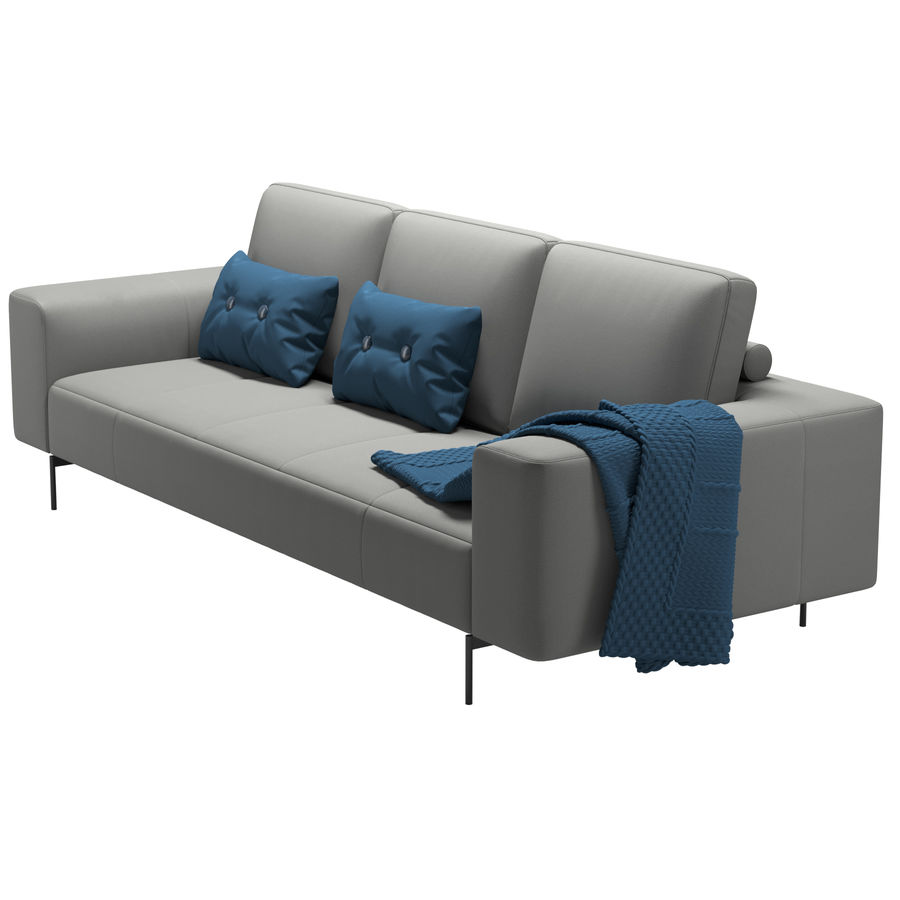 Boconcept - Amsterdam royalty-free 3d model - Preview no. 2