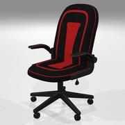 Silla de oficina Silla de juego modelo 3d