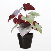 FEJKA Artificial potted plant 3d model
