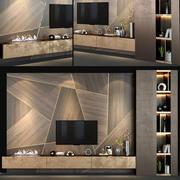 TV rafı_0140 3d model