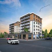 apartment design 3d model
