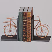 Cyan Design LIVROS DE BICICLETA 3d model