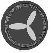 TE FOOD 검은 동전 3d model