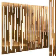 Decorative partition set 50 3d model