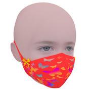 子供のための医療マスク 3d model