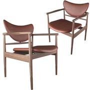 Cadeira 48 por Finn Juhl 3d model