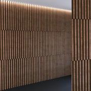 Zestaw paneli ściennych 112 3d model