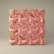 decor cube 3d model