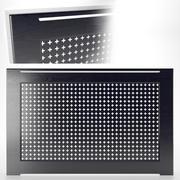 Kühlerabdeckung - Bildschirm 3d model