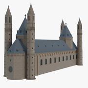Cattedrale di Worms 3d model