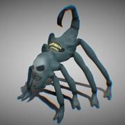 SPIDER MONSTER 3d model