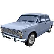 Vaz-2101 modelo 3d