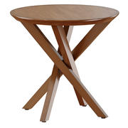 Apex Round End Table 3d model
