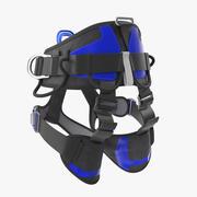 Sit Climbing Harness Generic 3d model