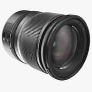 相机镜头24 70mm f4 3d model