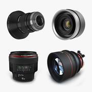 相机镜头系列2 3d model