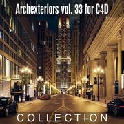 Archexteriors vol。 C4Dの場合は33 3d model
