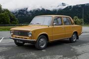 VAZ-21011 Zhiguli 1974 Lada 3d model