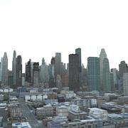 Cidade 16 em tempo real 3d model