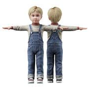 Pojke 3d model