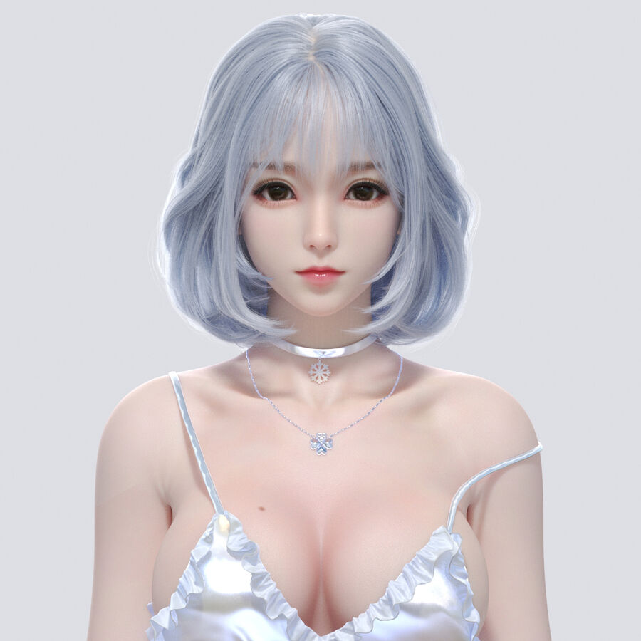 MRÓZ royalty-free 3d model - Preview no. 1