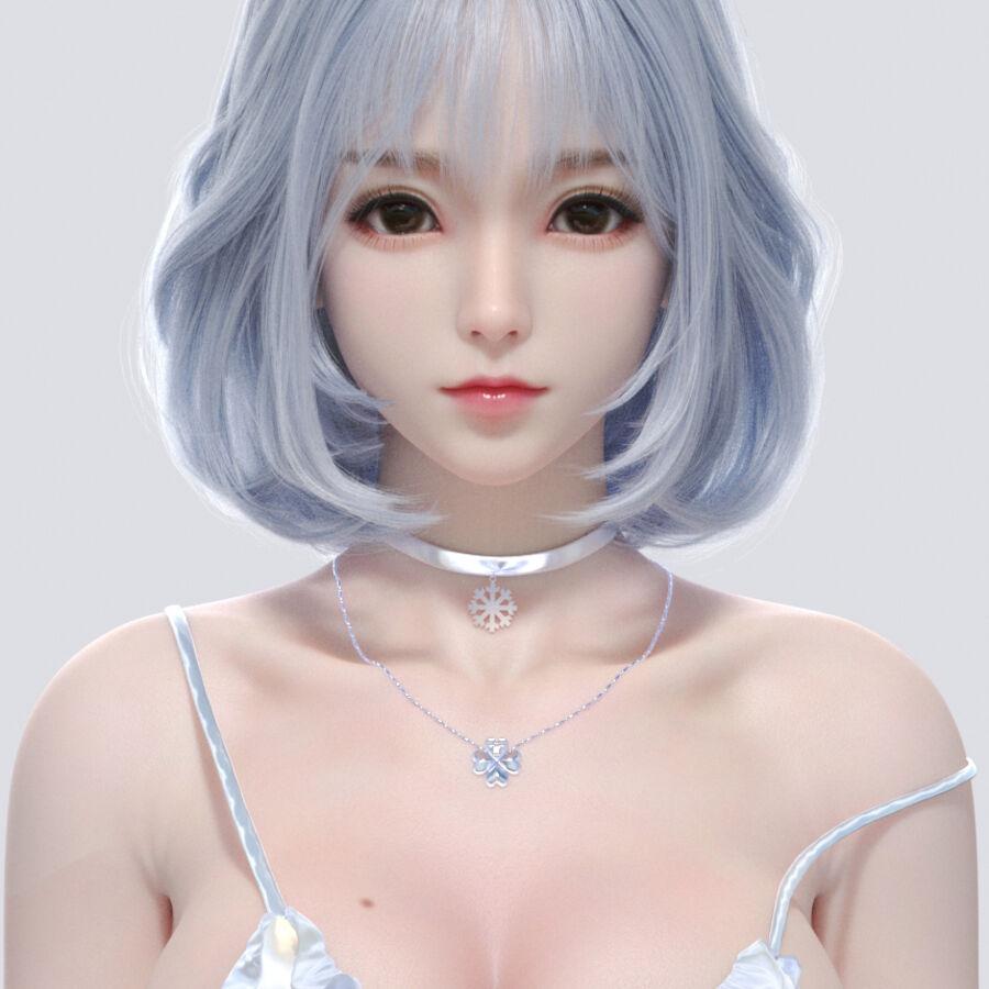 MRÓZ royalty-free 3d model - Preview no. 8