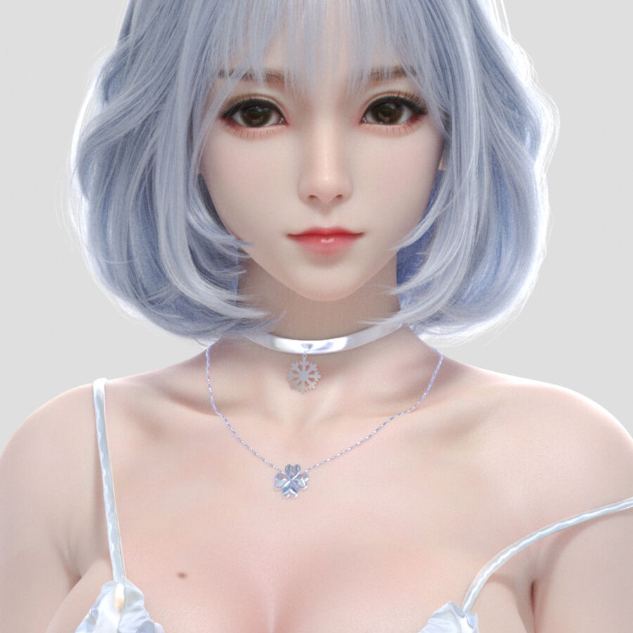 MRÓZ royalty-free 3d model - Preview no. 9