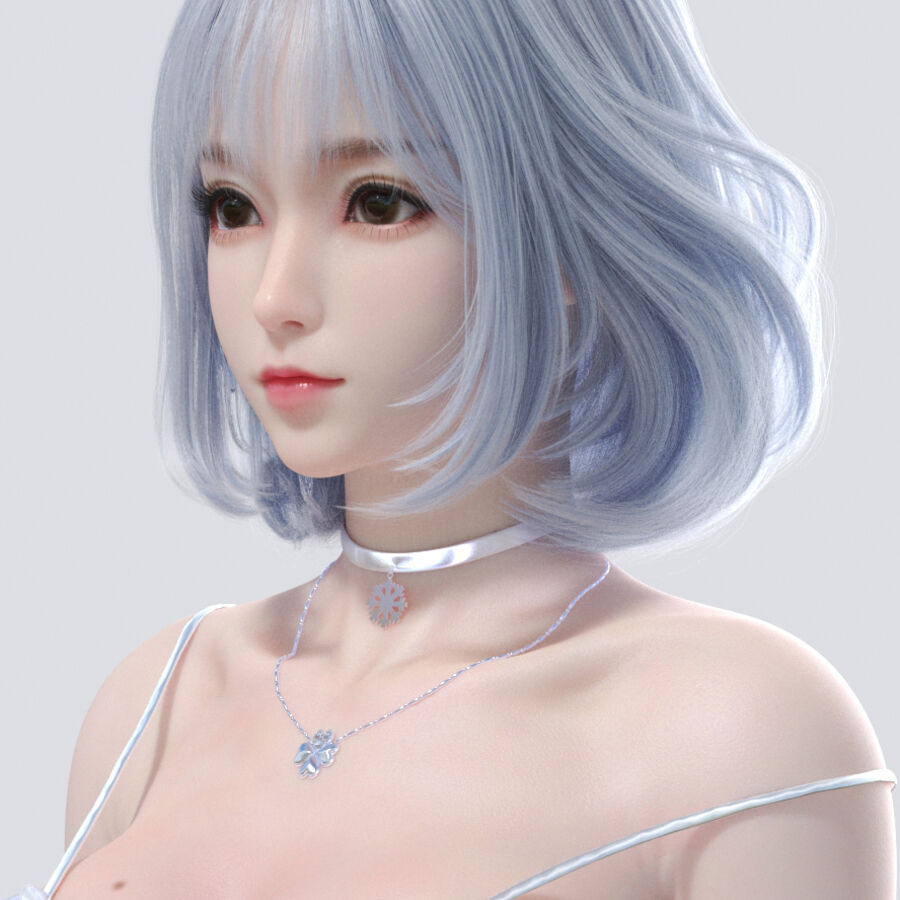 MRÓZ royalty-free 3d model - Preview no. 10