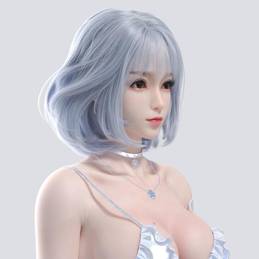 MRÓZ royalty-free 3d model - Preview no. 4
