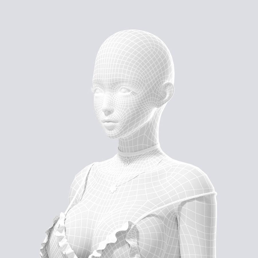 MRÓZ royalty-free 3d model - Preview no. 6