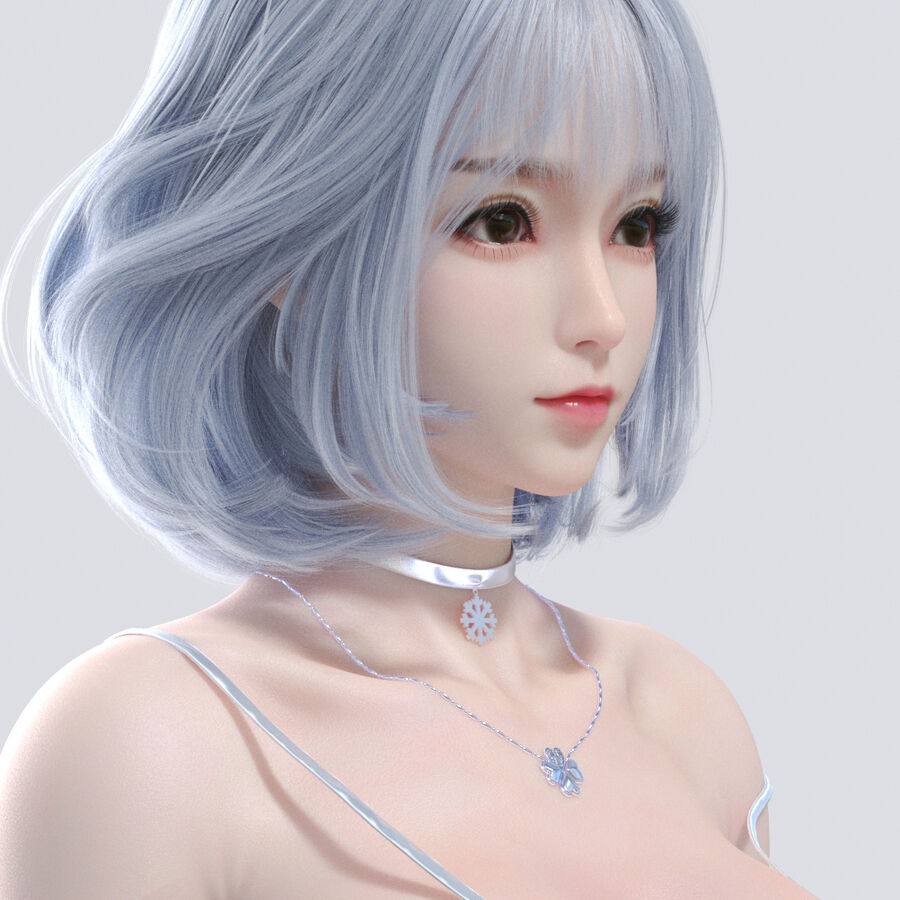 MRÓZ royalty-free 3d model - Preview no. 11