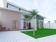 Modernes Zuhause 3d model