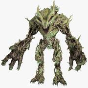 Leśny potwór 3d model
