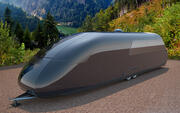 Caravan 3d model