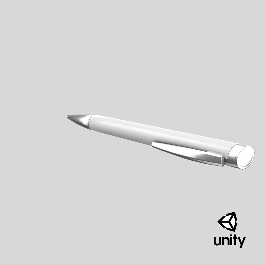 Promotional Ink Pen Mockup 01 02 royalty-free 3d model - Preview no. 25