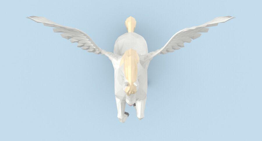 Pegasus Yetiştirme royalty-free 3d model - Preview no. 5