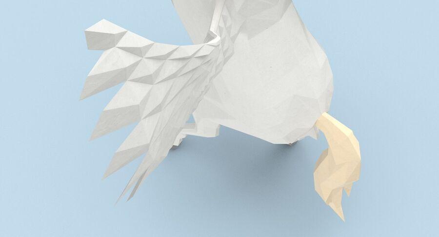 Pegasus Yetiştirme royalty-free 3d model - Preview no. 10