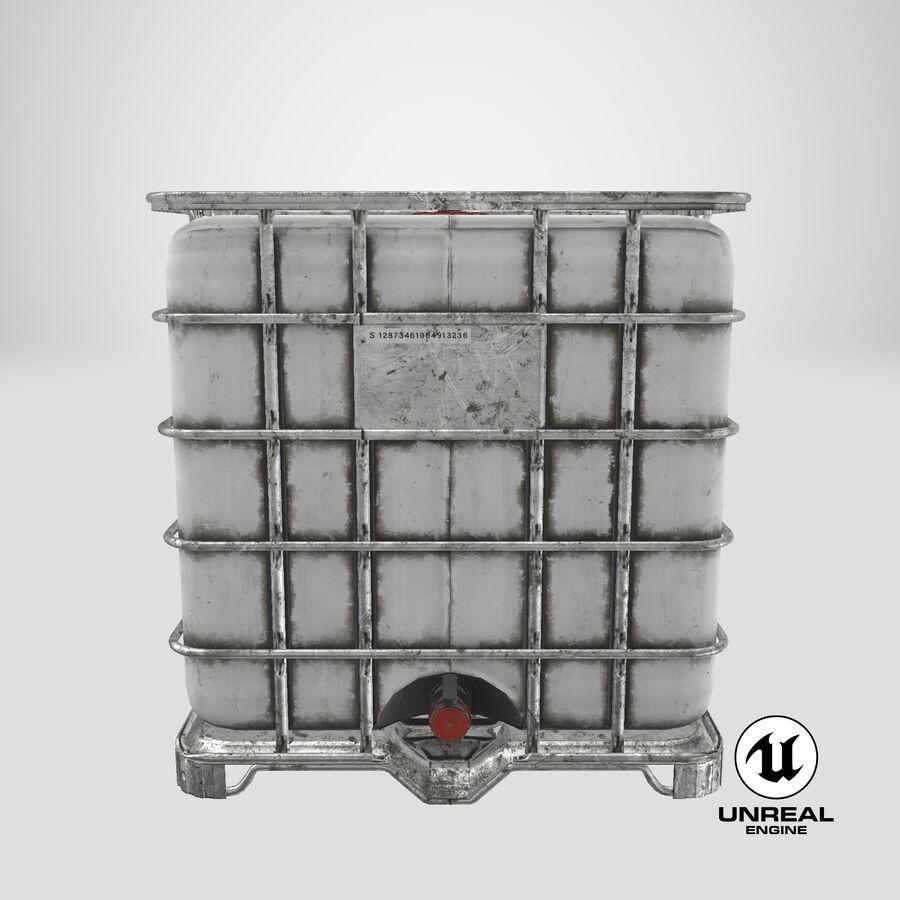 Zbiornik na wodę royalty-free 3d model - Preview no. 21