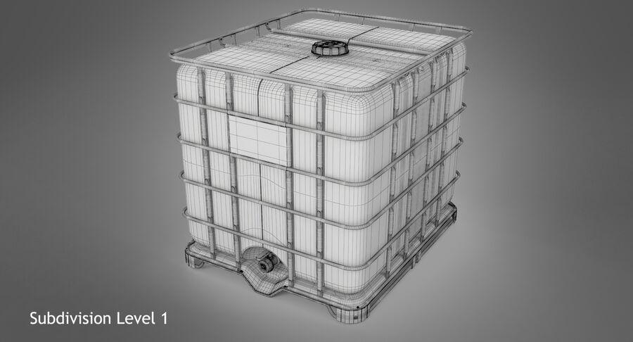 Zbiornik na wodę royalty-free 3d model - Preview no. 12