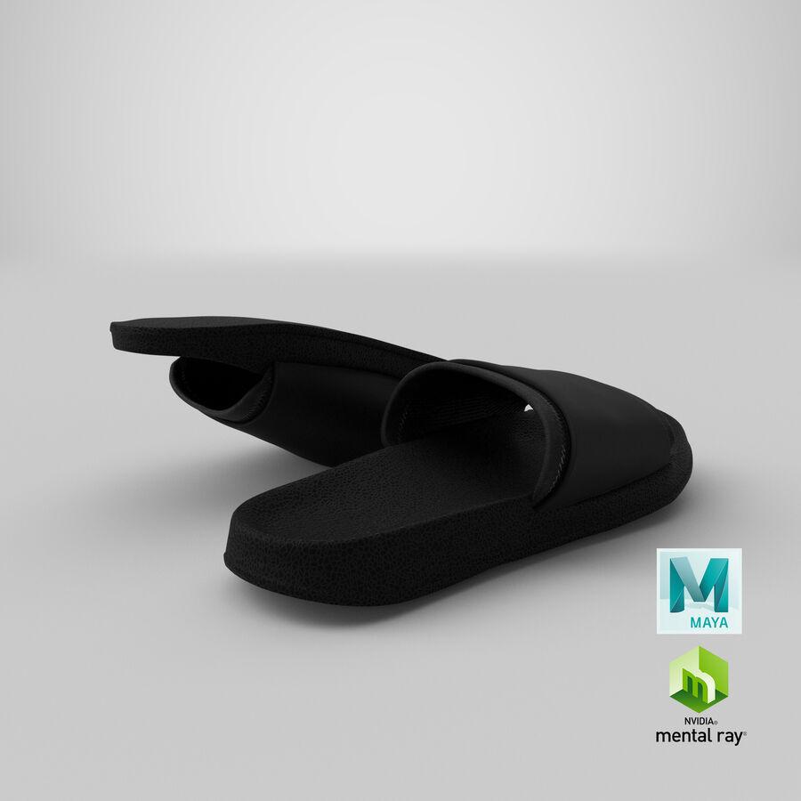 Flip Flops royalty-free 3d model - Preview no. 42