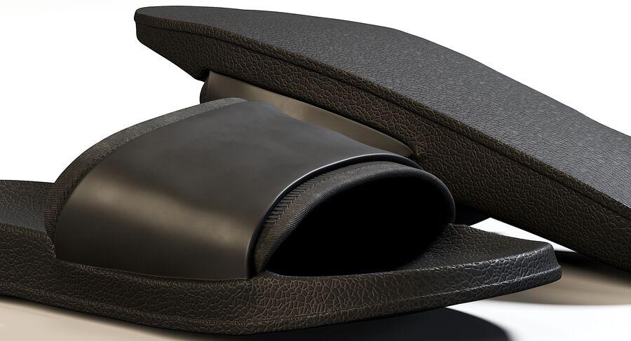 Flip Flops royalty-free 3d model - Preview no. 15