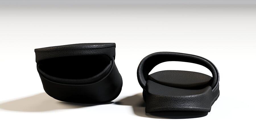 Flip Flops royalty-free 3d model - Preview no. 16