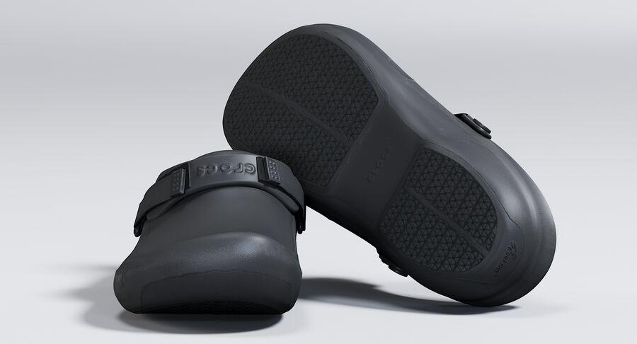 Crocs royalty-free 3d model - Preview no. 7