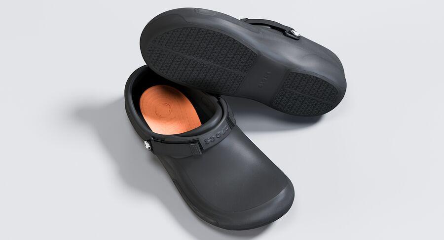 Crocs royalty-free 3d model - Preview no. 3