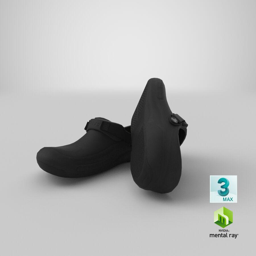 Crocs royalty-free 3d model - Preview no. 27