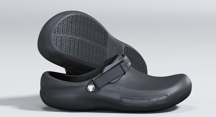 Crocs royalty-free 3d model - Preview no. 9