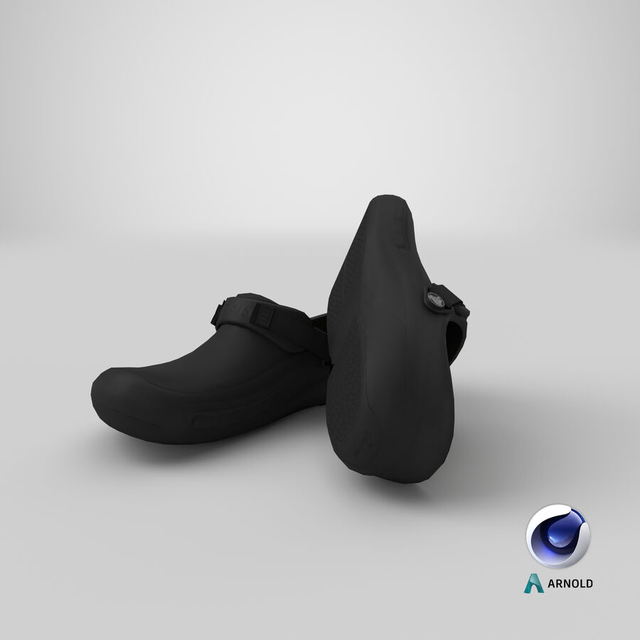 Crocs royalty-free 3d model - Preview no. 23