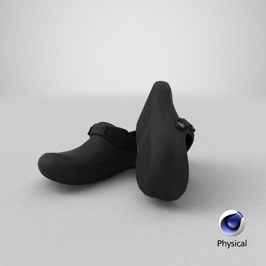 Crocs royalty-free 3d model - Preview no. 22